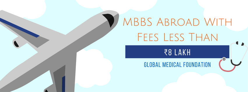 MBBS Abroad With Fees Less Than 8 lakh.