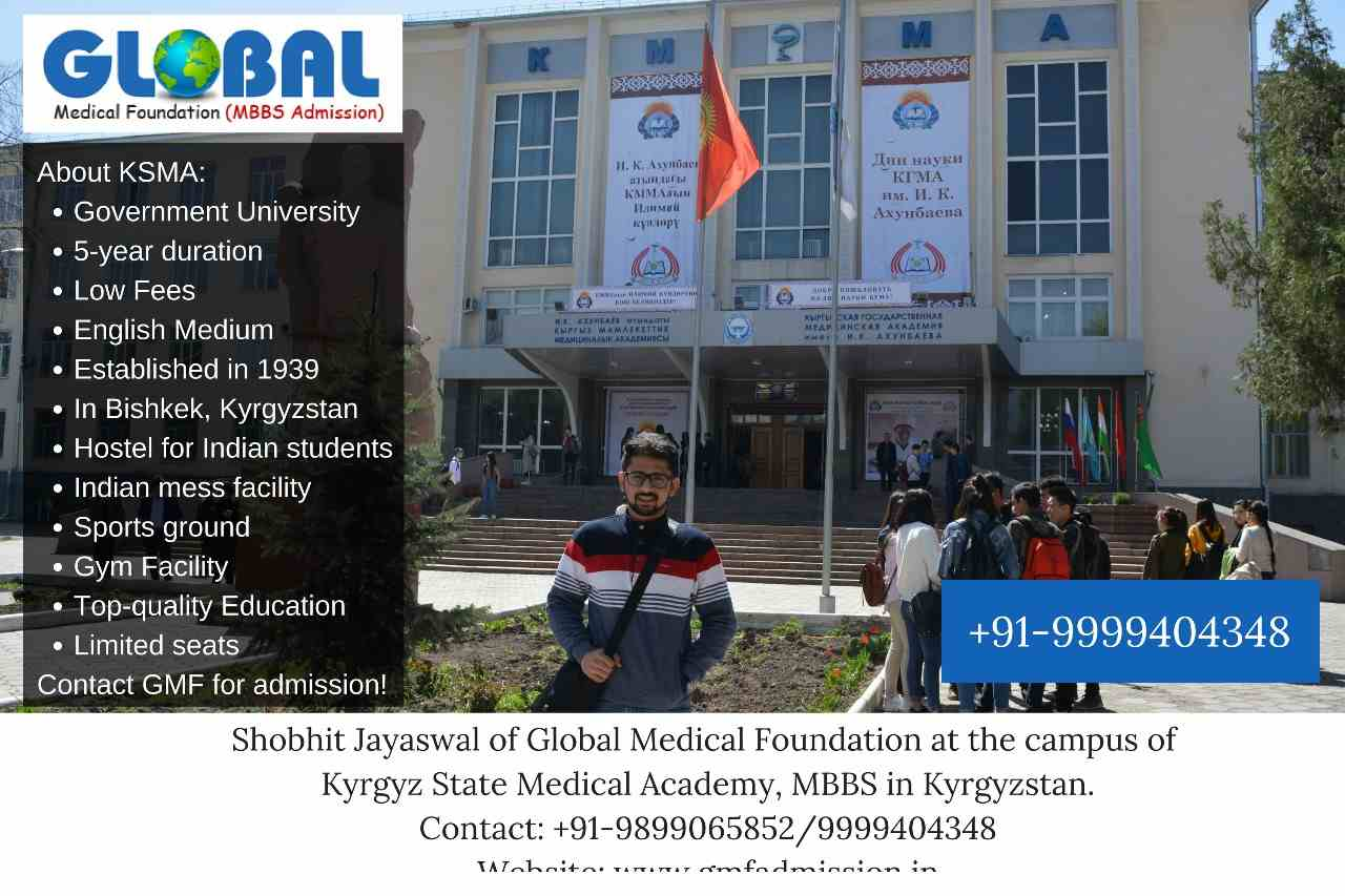 kyrgyz state medical academt