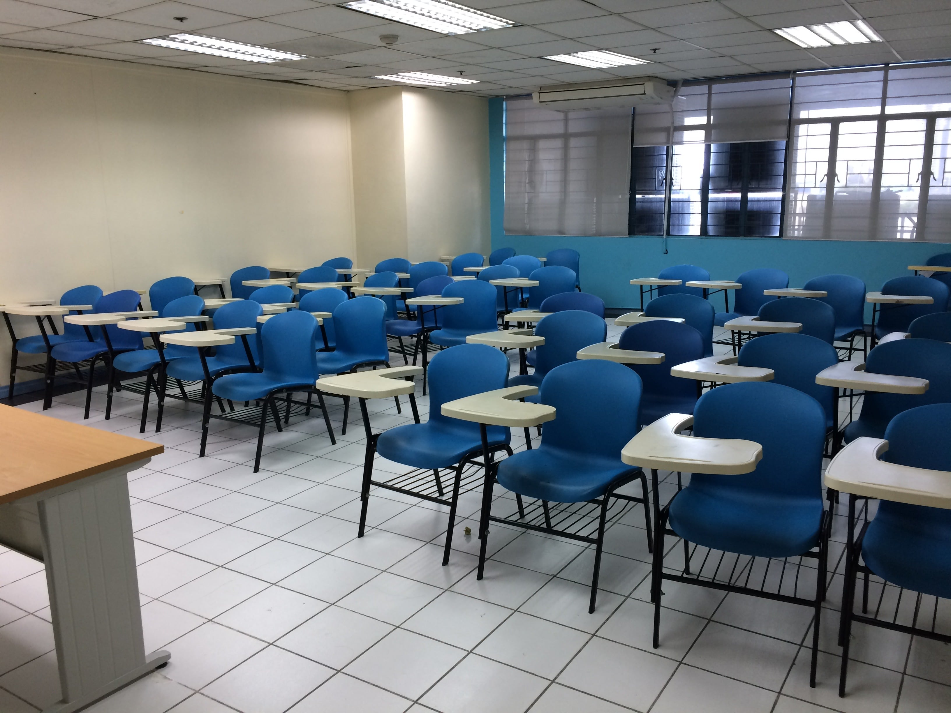 ama school of medicine classroom