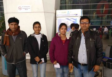 Students sent to Asian Medical Institute, MBBS in Kyrgyzstan by Global Medical Foundation.