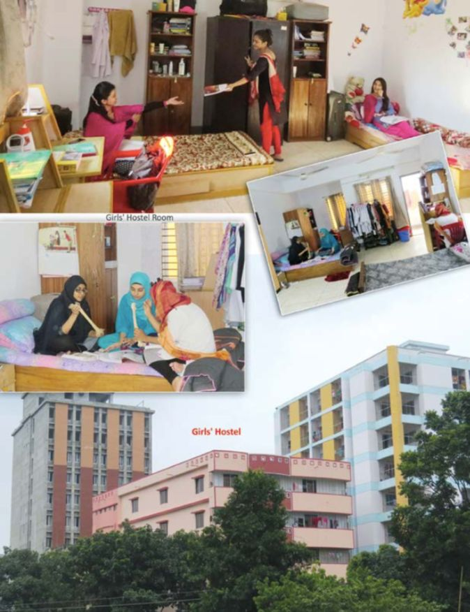 Enam Medical College Girls Hostel