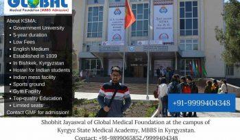 kyrgyz state medical academt