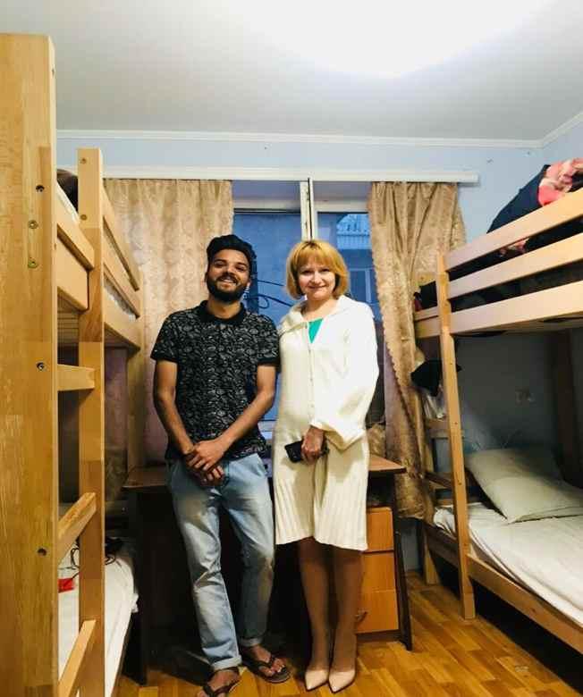 vinnitsa national medical university hostel