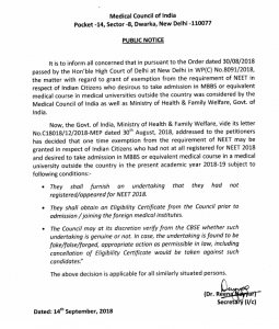 mbbs abroad without neet