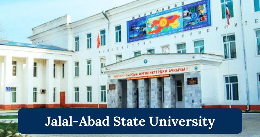 Jalal-Abad State University