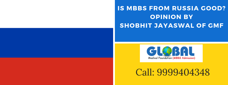 is mbbs in russia good?