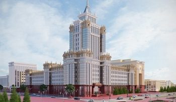 Mordovia State University, a top-ranked university for MBBS in Russia.