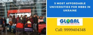 5 Most Affordable Universities for MBBS in Ukraine