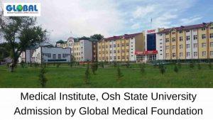 Medical Institute, Osh State University