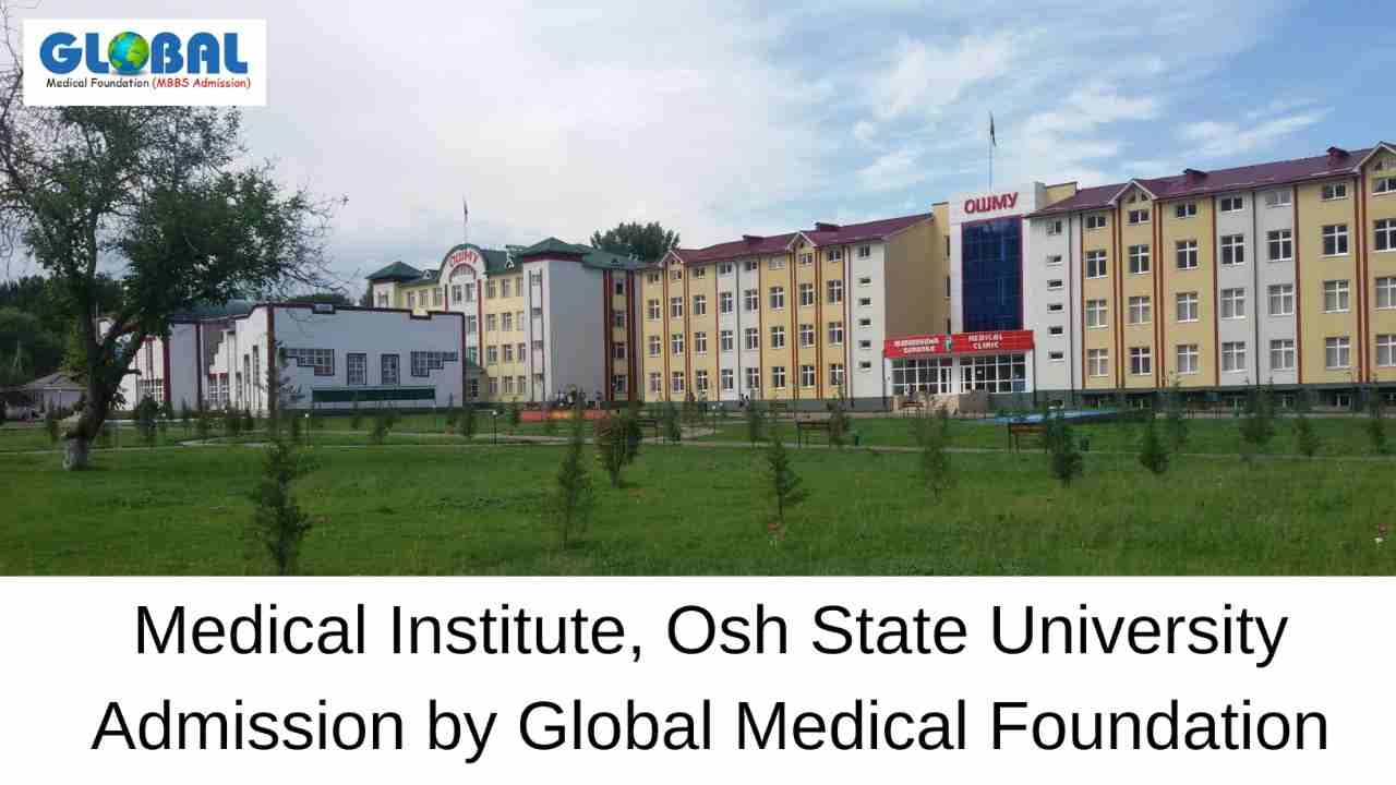 Medical Institute, Osh State University