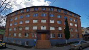 Hostel of Bukovinian State Medical University.