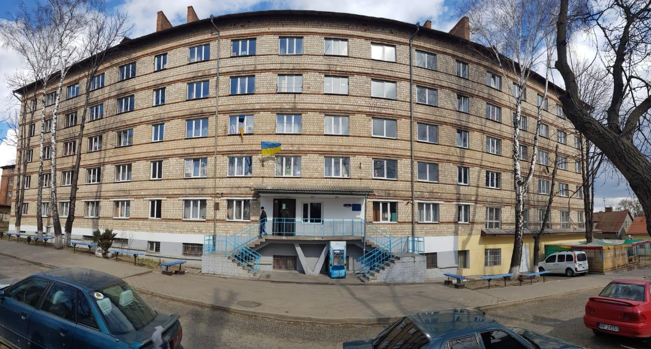 hostel of bukovinian state medical university