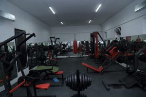 Kyrgyz State Medical Academy gym