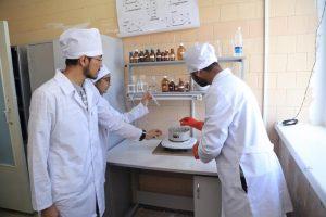 Kyrgyz State Medical Academy Lab