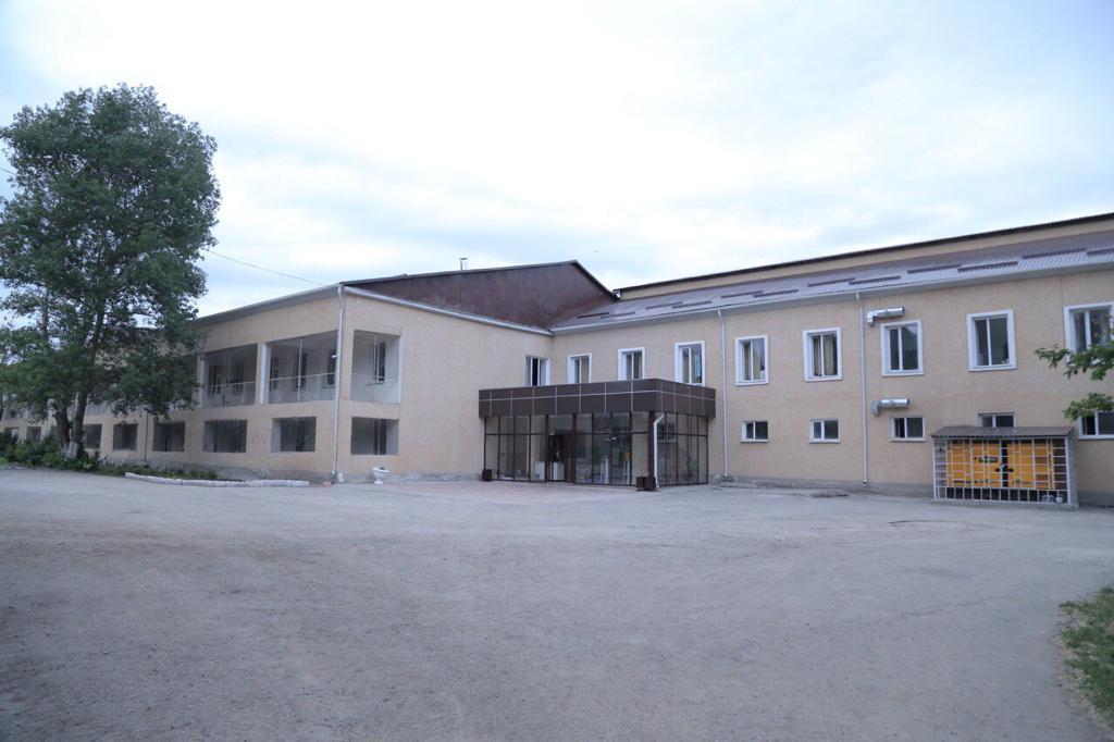 Kyrgyz State Medical Academy hostel