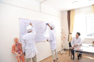 Kyrgyz State Medical Academy Class