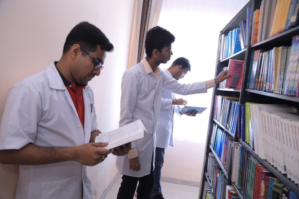 Kyrgyz State Medical Academy Library
