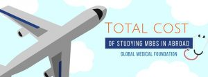 Total cost for mbbs abroad