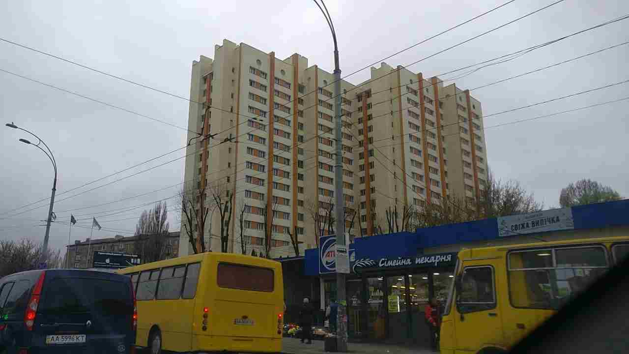 Bogomolets National Medical University Hostel