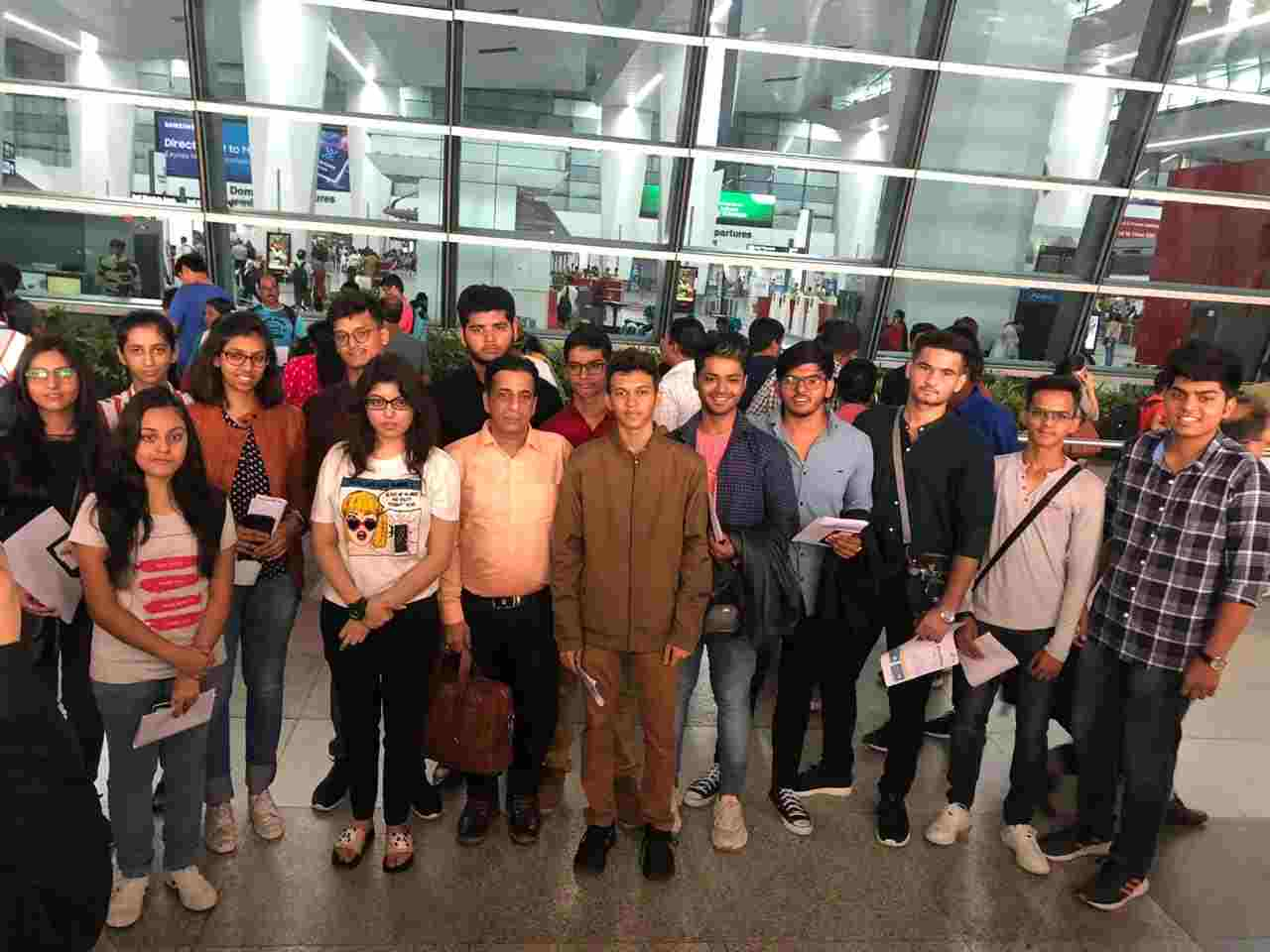 Students sent by GMF to Bukovinian State Medical University