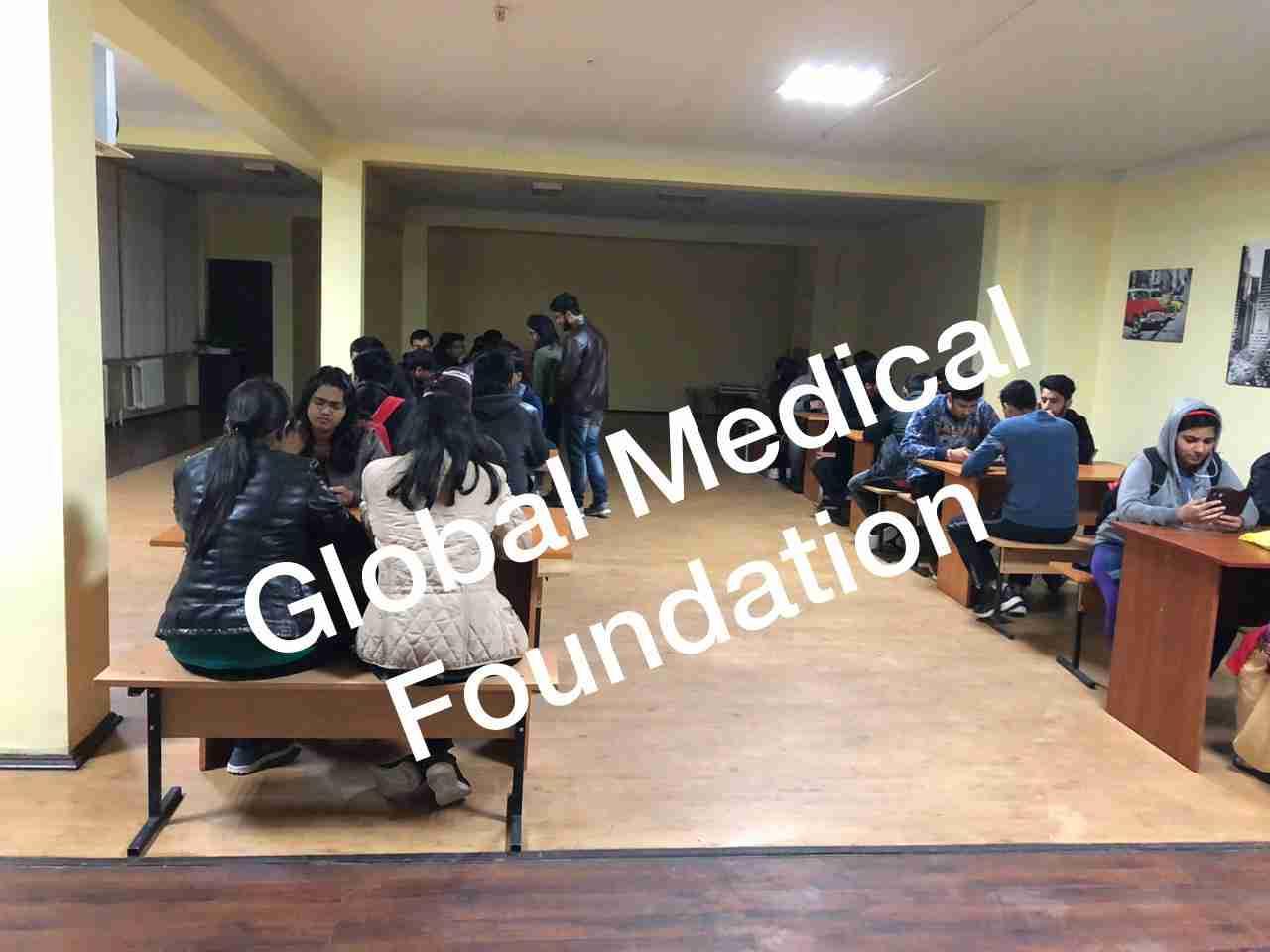 Vinnitsa National Medical University Indian mess