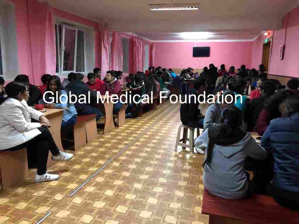 Bukovinian State Medical University Indian Mess