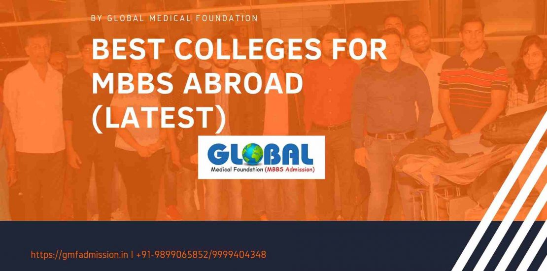 Best Colleges for MBBS Abroad