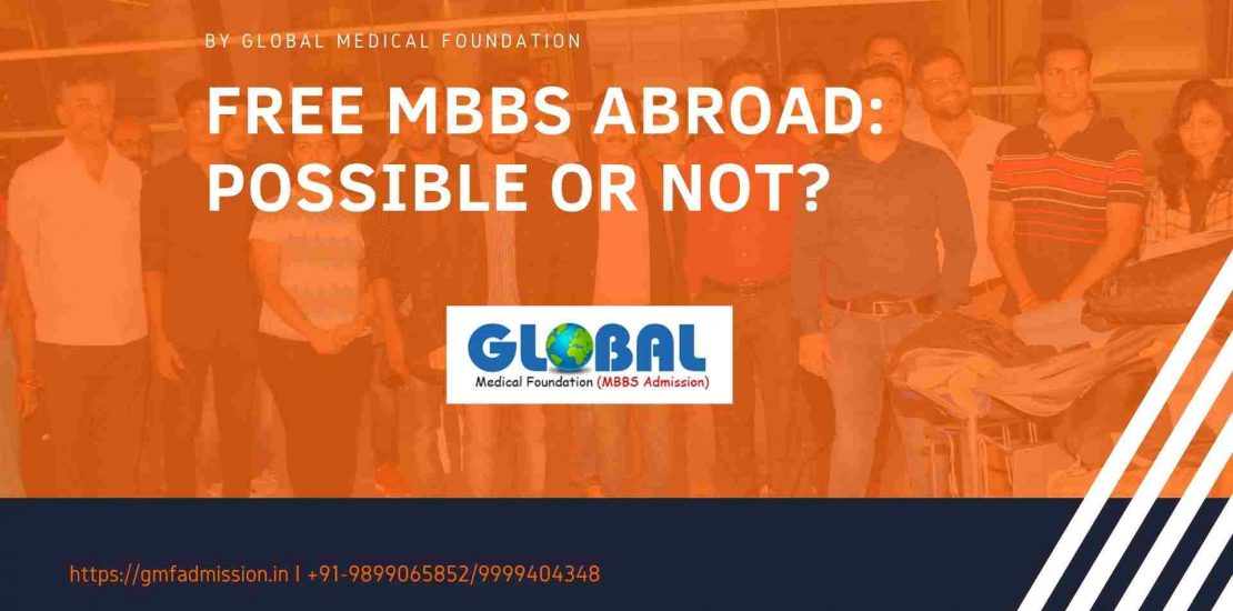 Free MBBS abroad