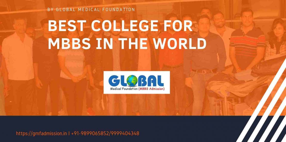 best college for mbbs in the world