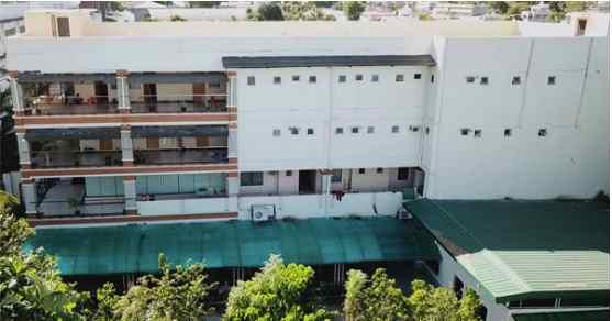 UV Gullas College of Medicine hostel